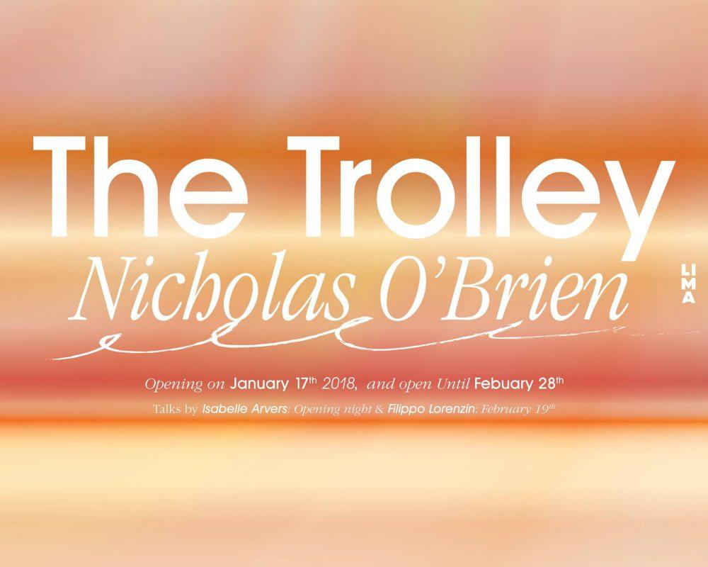 Cultural Matter: Nicholas O'Brien Pt.I+II.