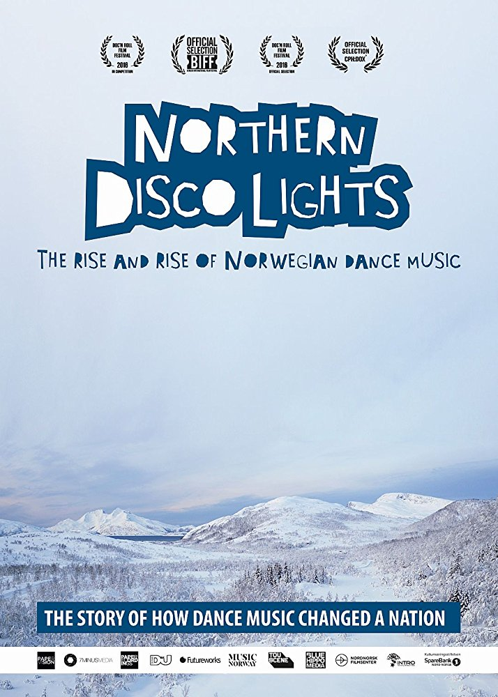 Poster ADE Special: Northern Disco Lights