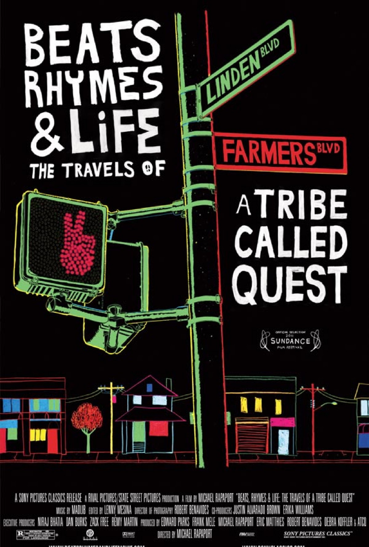 ADE Special: Beats, Rhymes & Life: The Travels Of A Tribe Called Quest