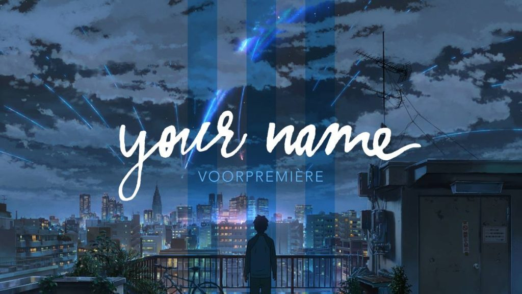 LAB Voorpremiere Your Name