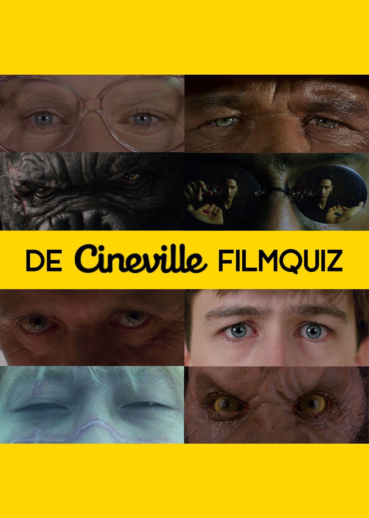 Poster De Cineville Filmquiz