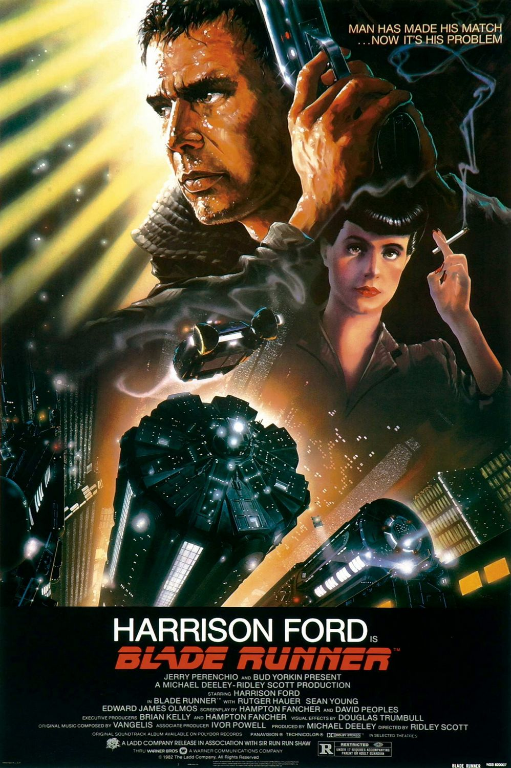 Poster Blade Runner: The Final Cut