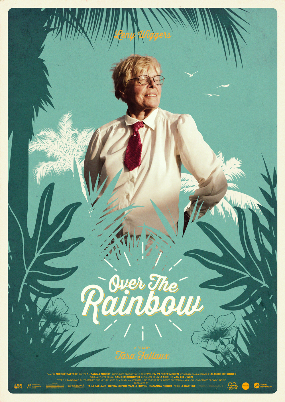 Poster Over the Rainbow