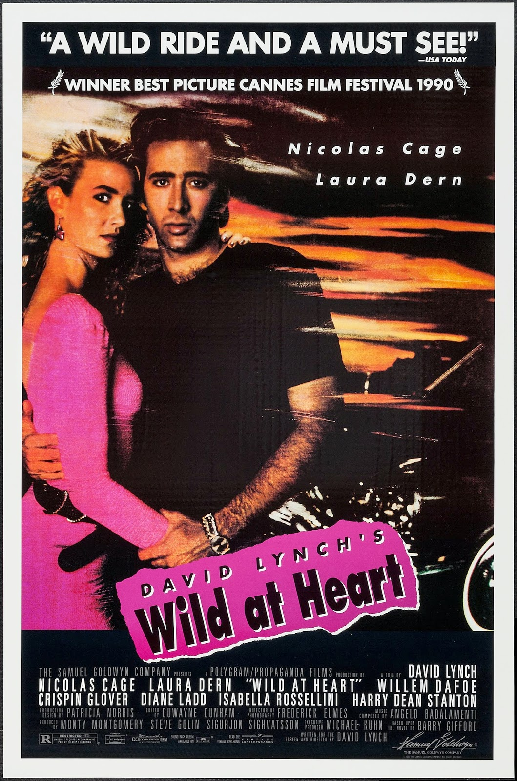 Poster Wild at Heart
