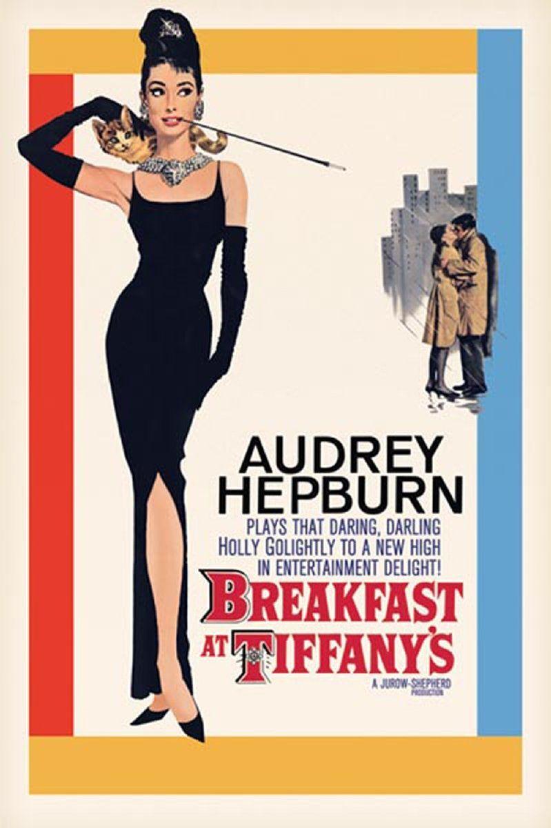 Poster Breakfast At Tiffany's