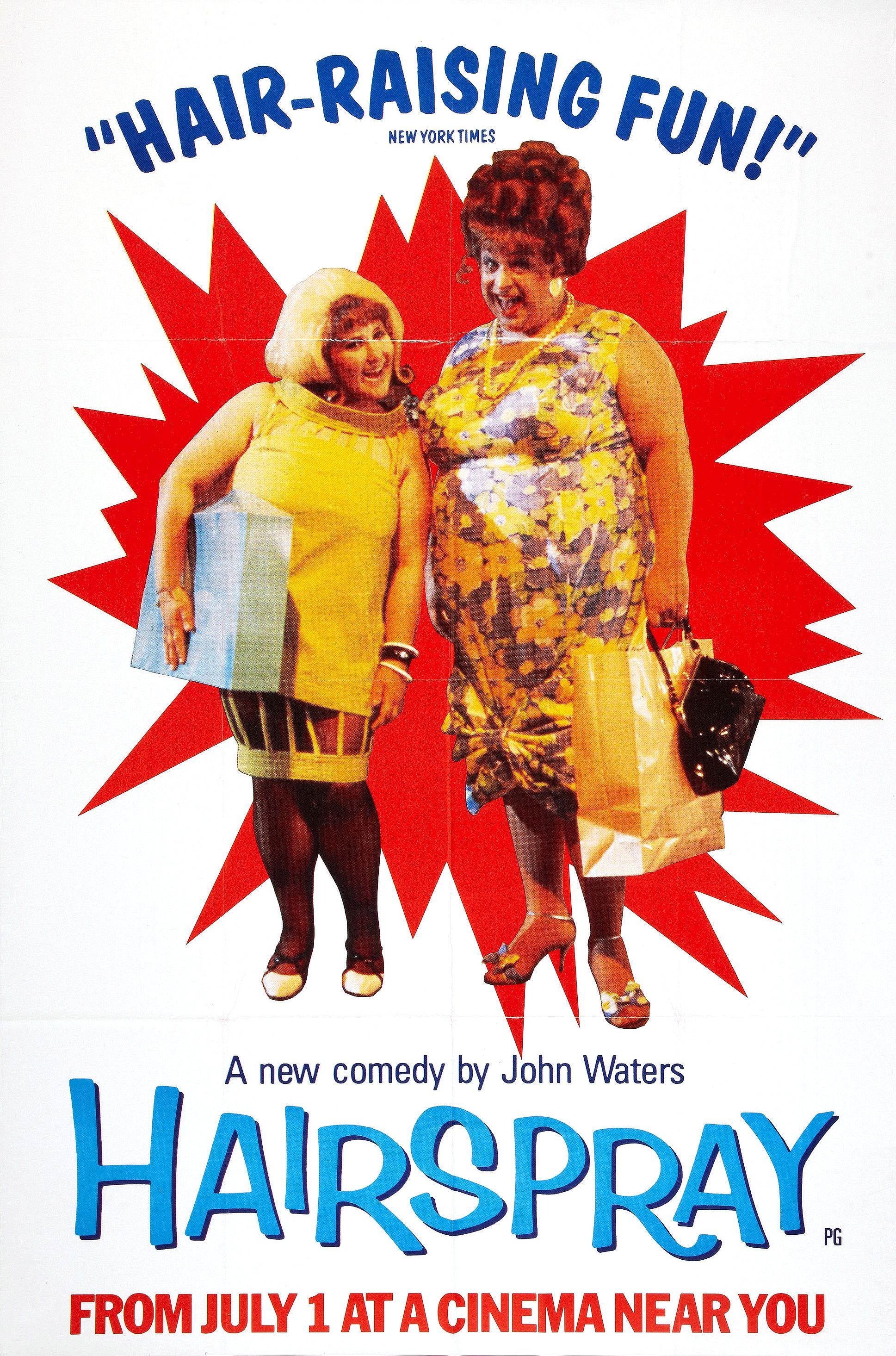 Poster Hairspray