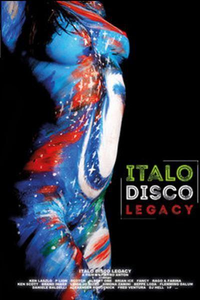 Poster Italo Disco Legacy