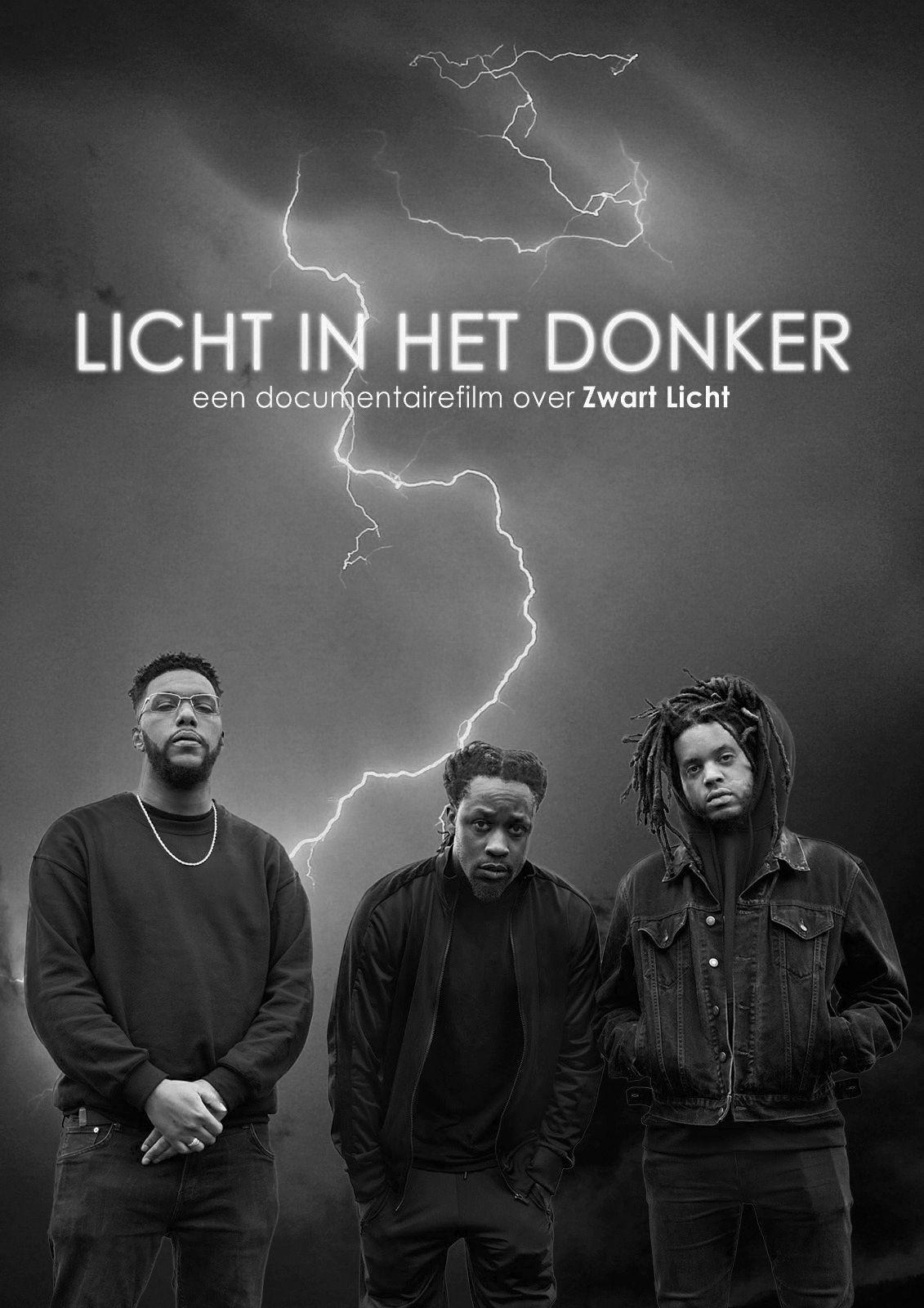 Poster Licht In Het Donker