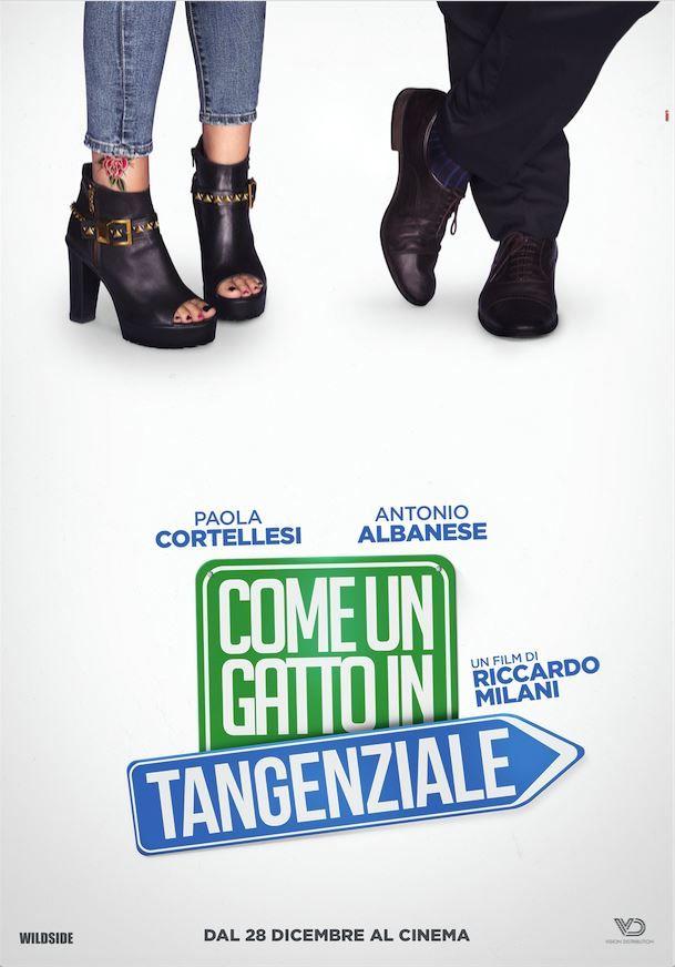 Poster Come Un Gatto In Tangenziale