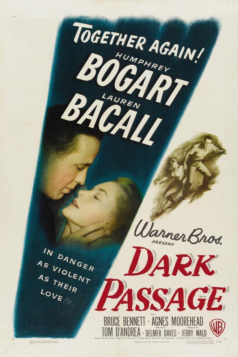 Poster Dark Passage