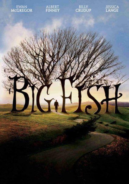 Poster Big Fish