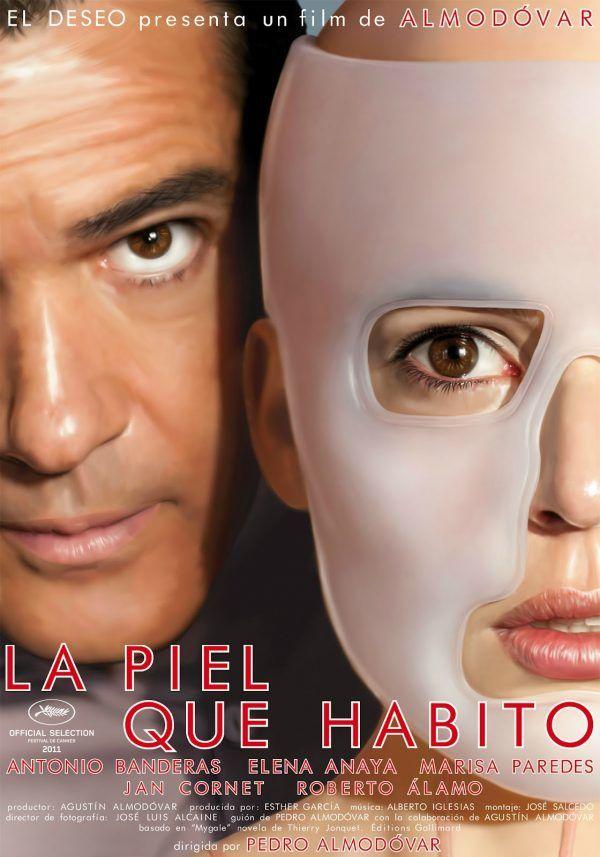 Poster La Piel Que Habito