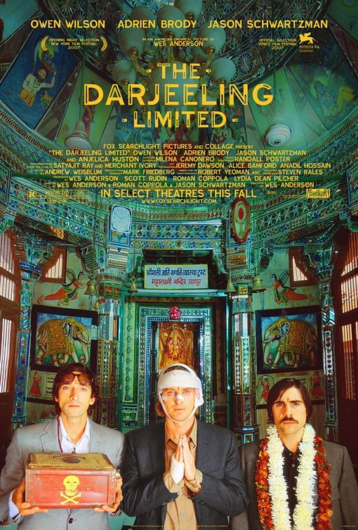 Poster The Darjeeling Limited