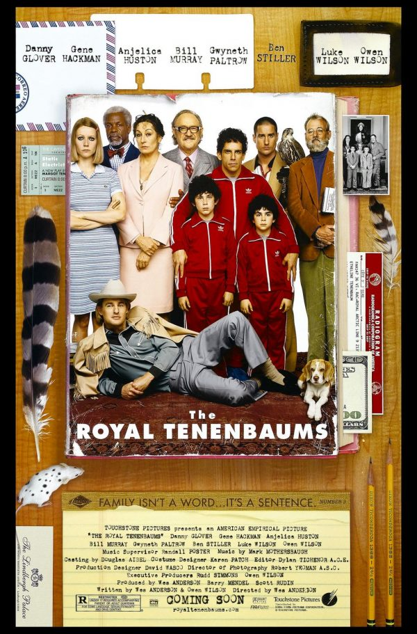 Poster The Royal Tenenbaums