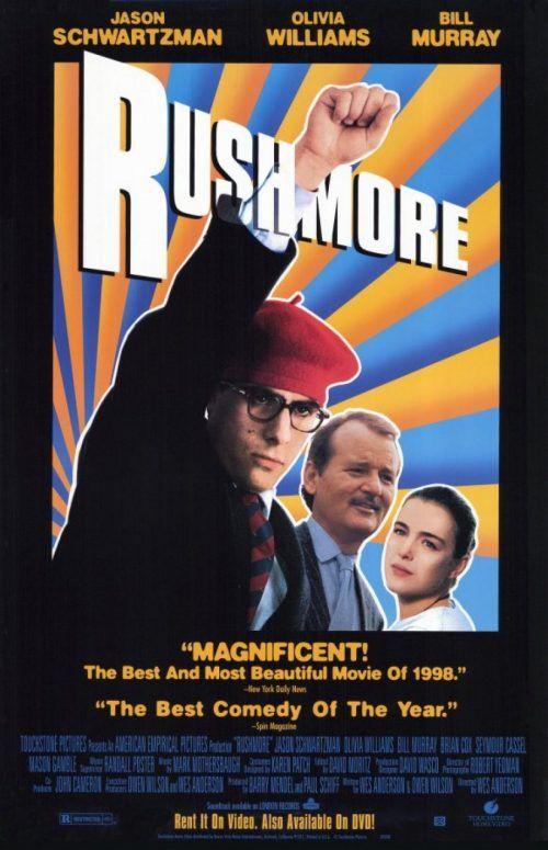 Poster Rushmore