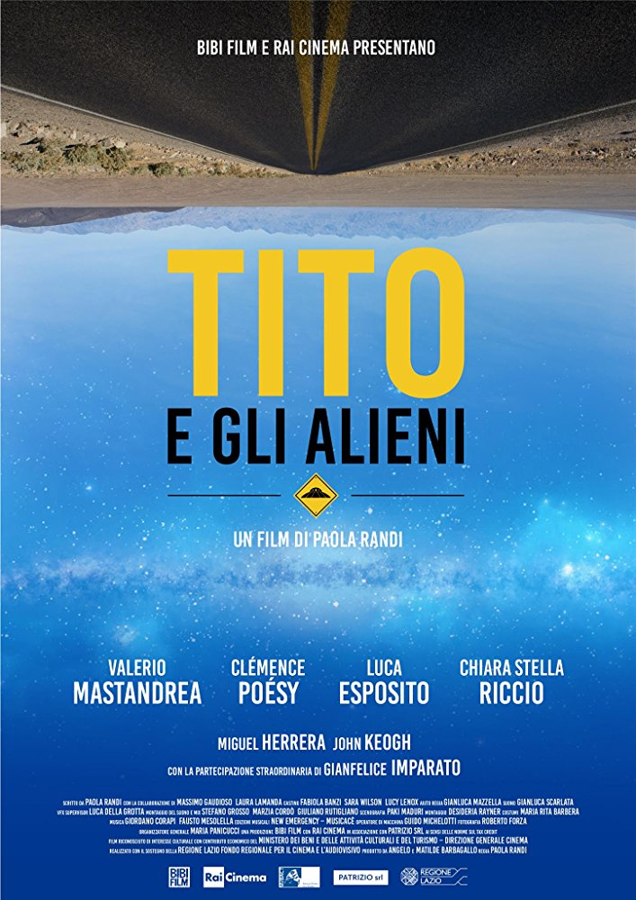 Poster Tito E Gli Alieni