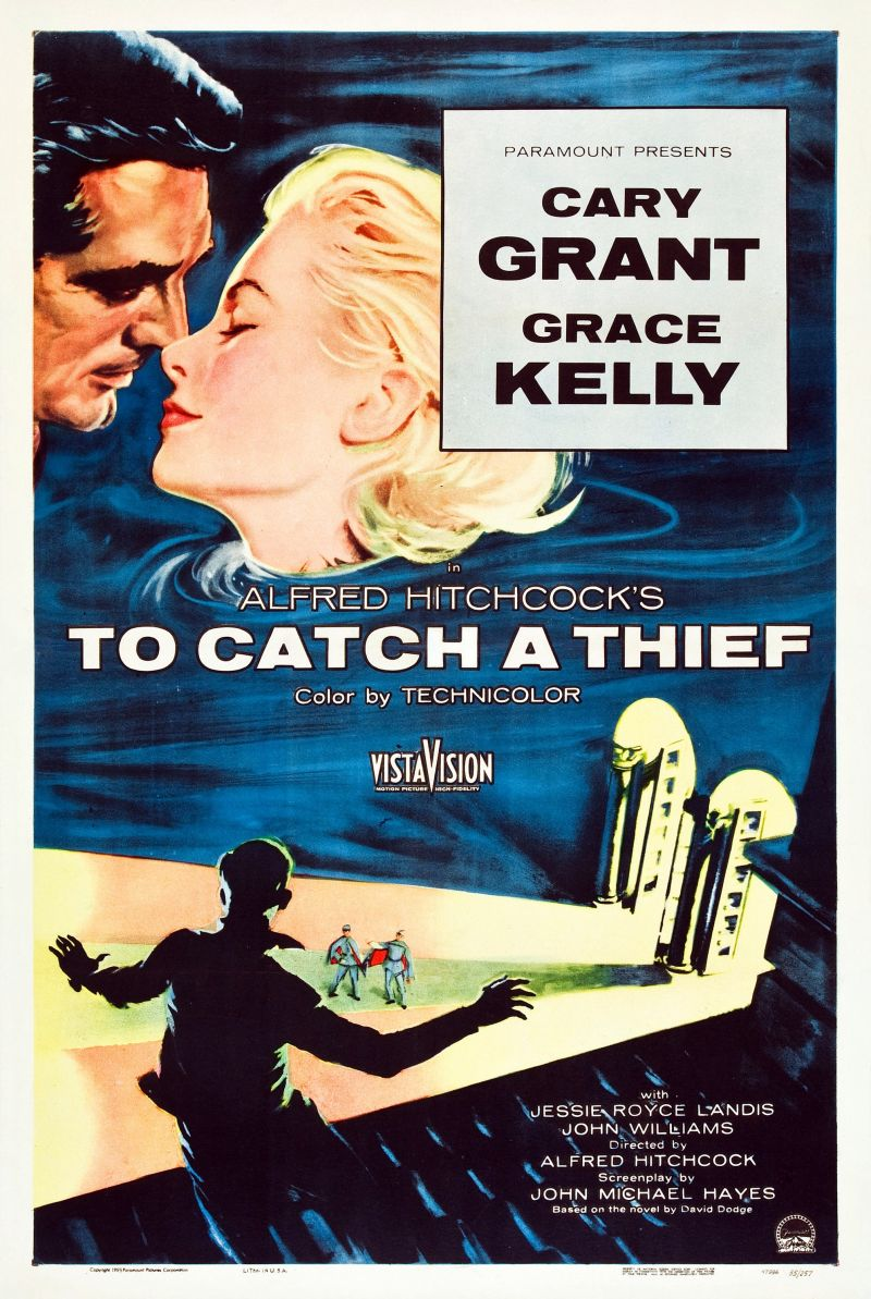 Poster To Catch A Thief