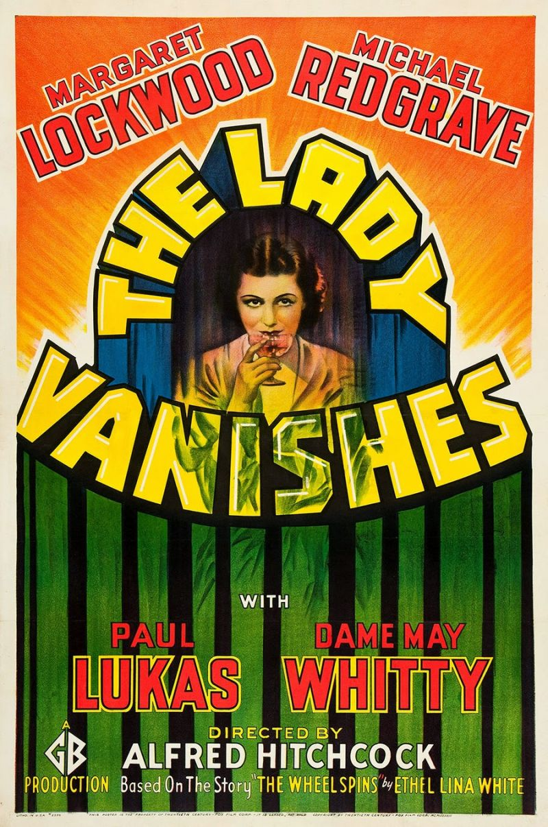 The Lady Vanishes