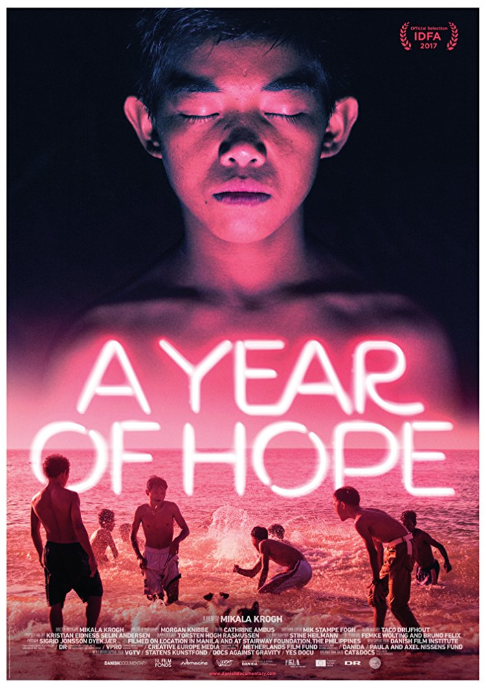 Poster A Year Of Hope