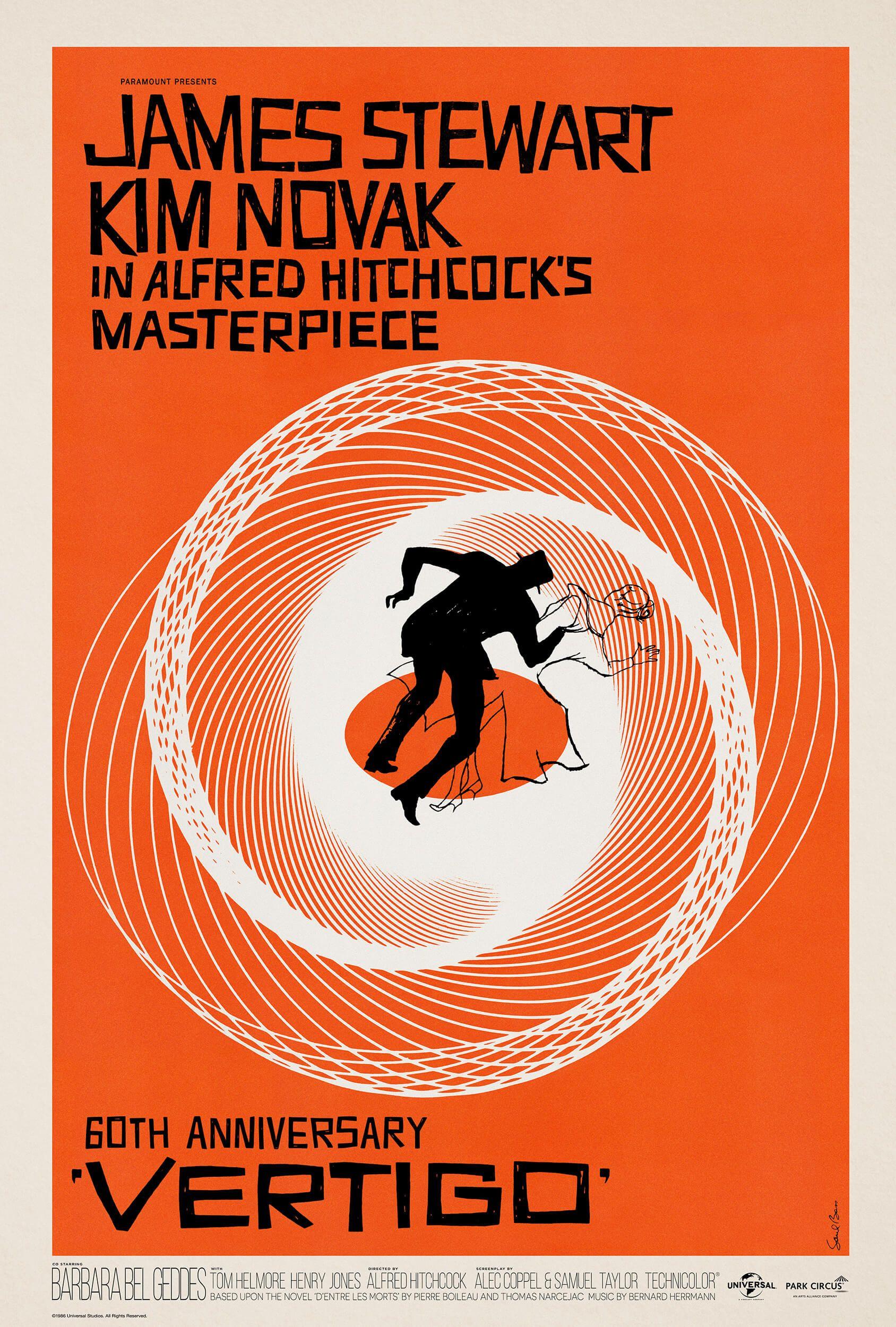 Poster Vertigo