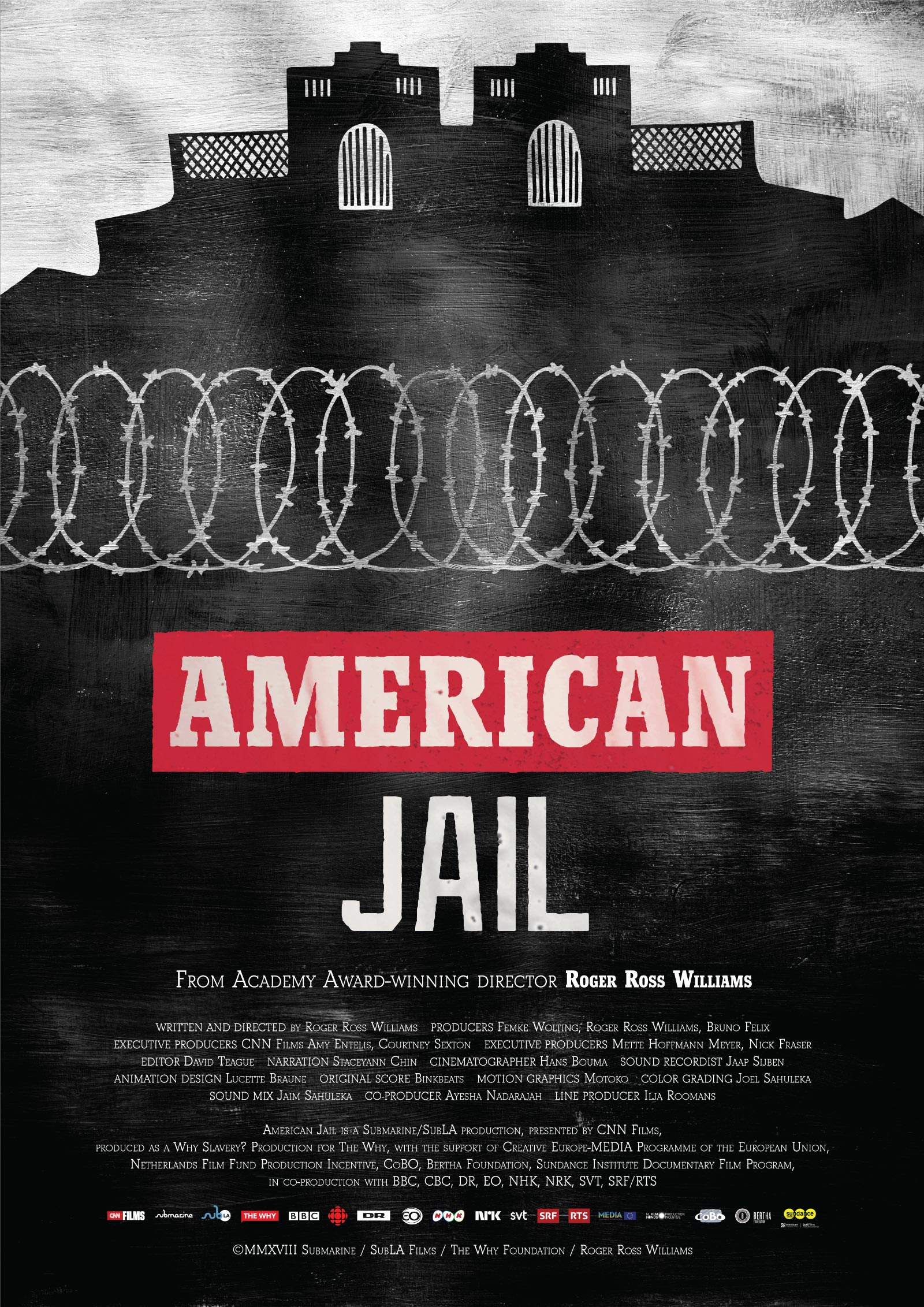 Poster American Jail