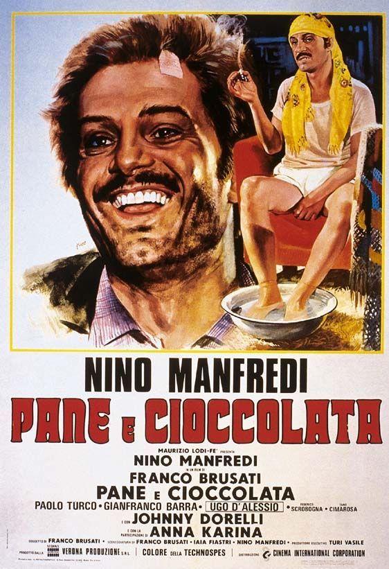 Poster Pane E Cioccolata