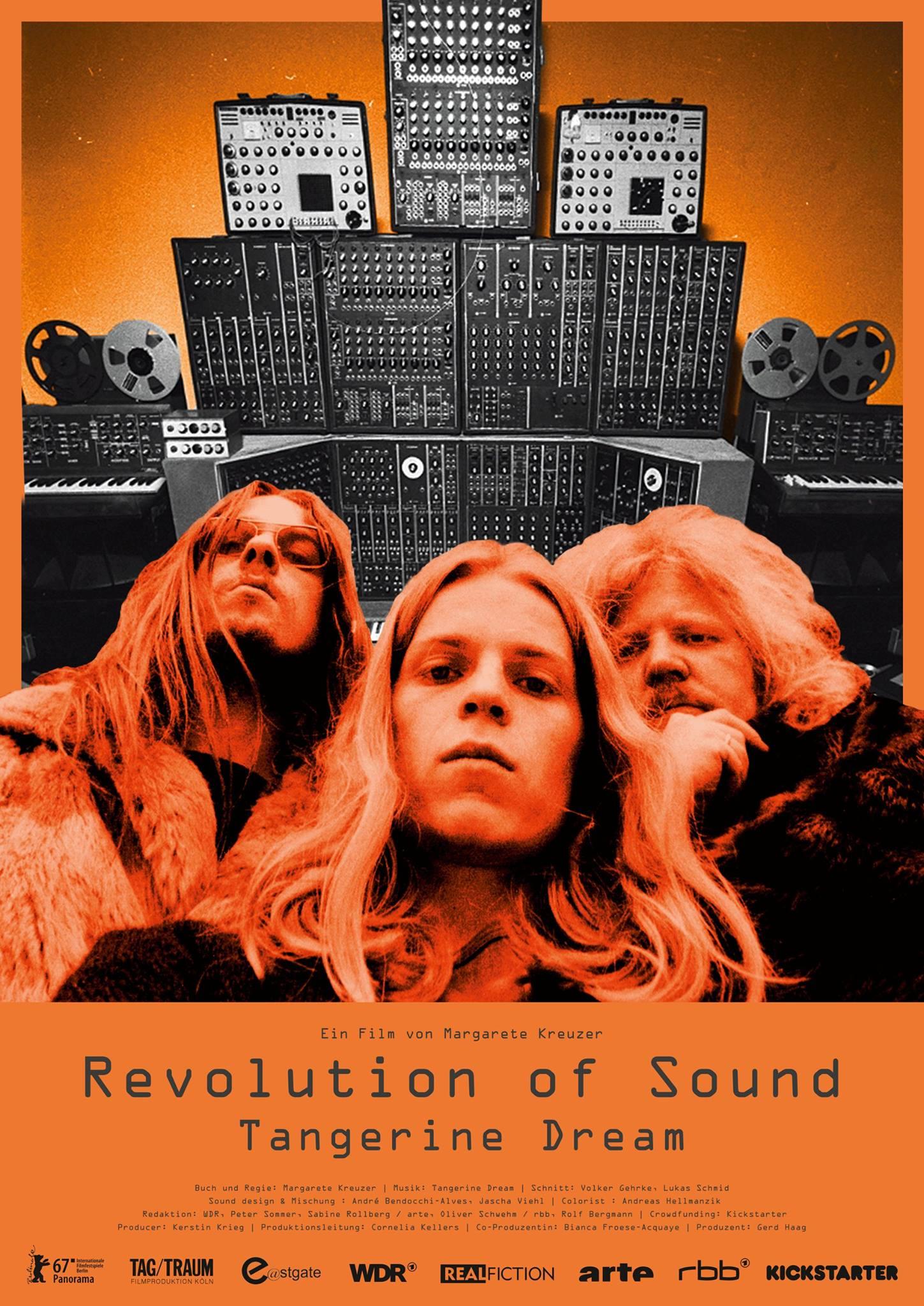 Poster Tangerine Dream: Revolution Of Sound