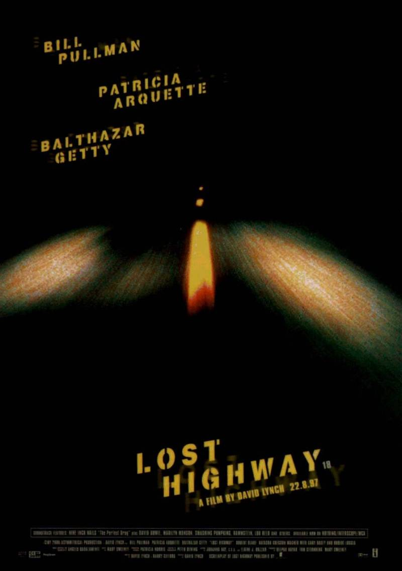 Poster Lost Highway