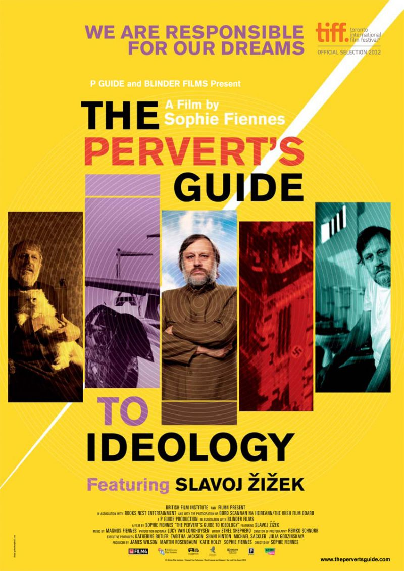 Poster The Pervert's Guide To Ideology