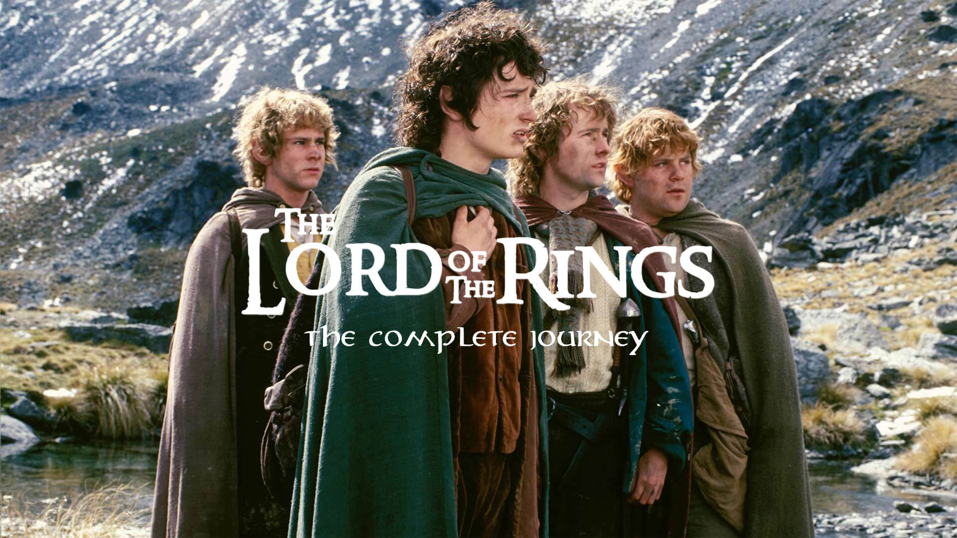 the lord of the rings the complete extended journey lab111