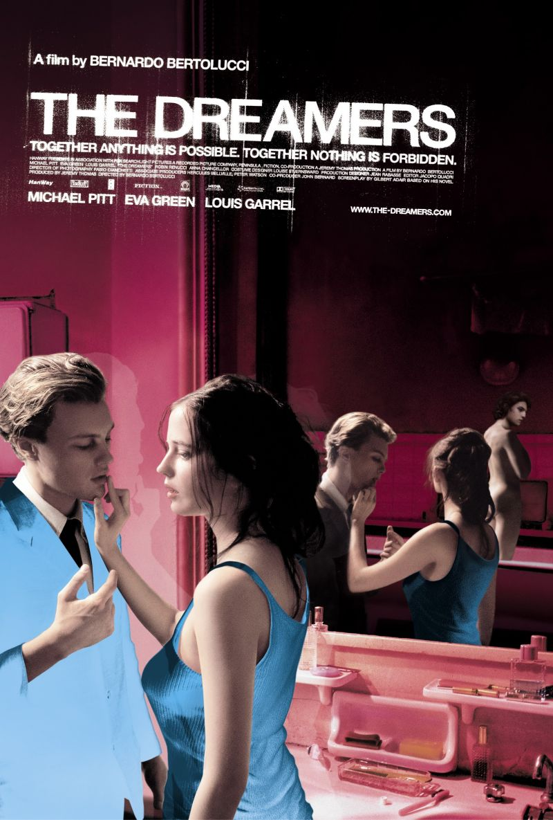 Poster The Dreamers