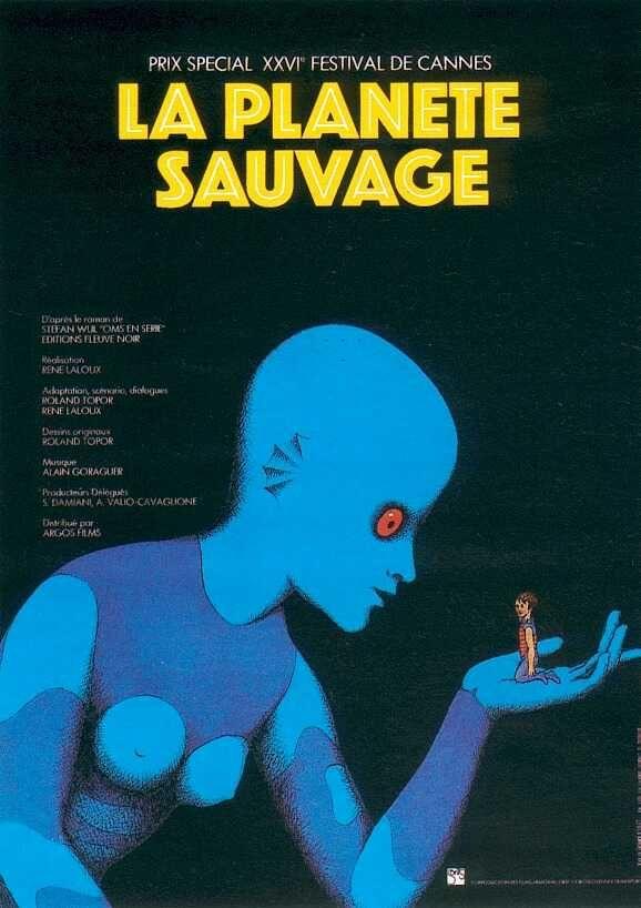 Poster La Planète Sauvage
