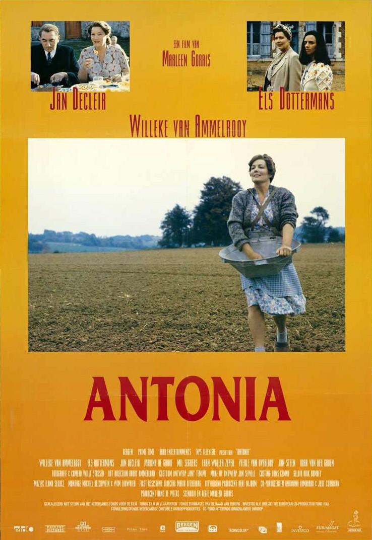 Poster Antonia