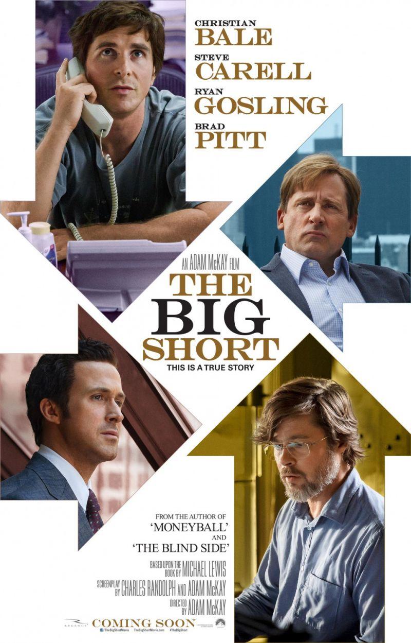 Poster The Big Short