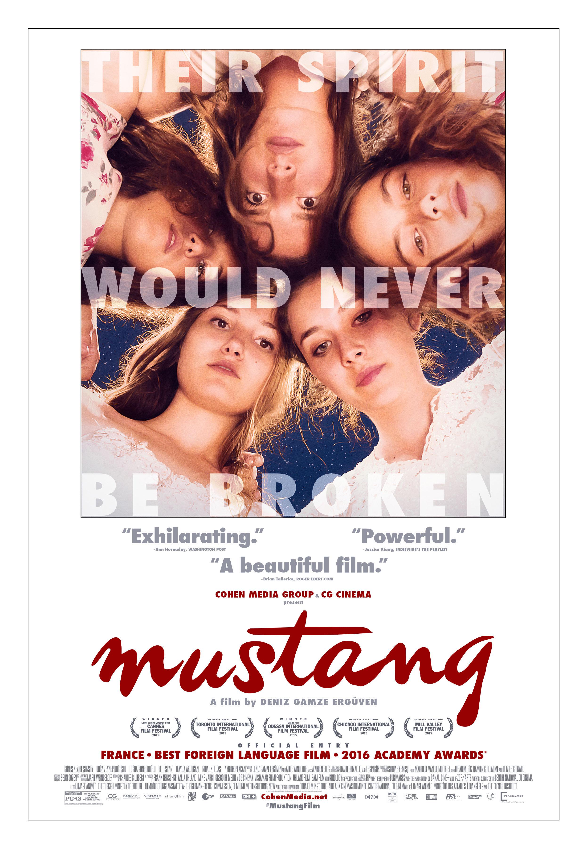 Poster Mustang
