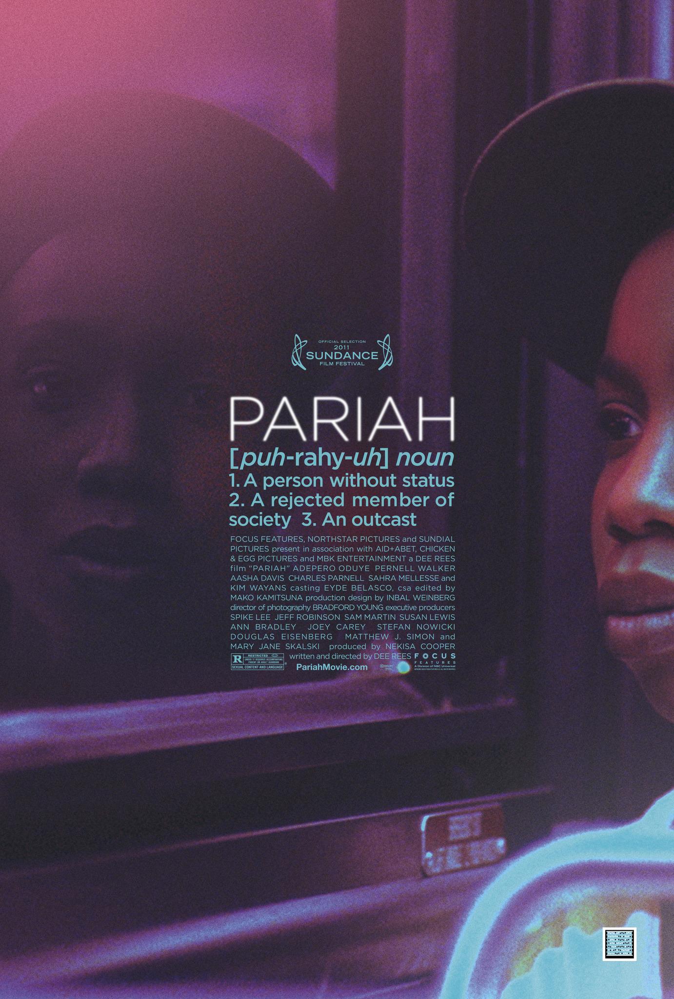 Poster Pariah