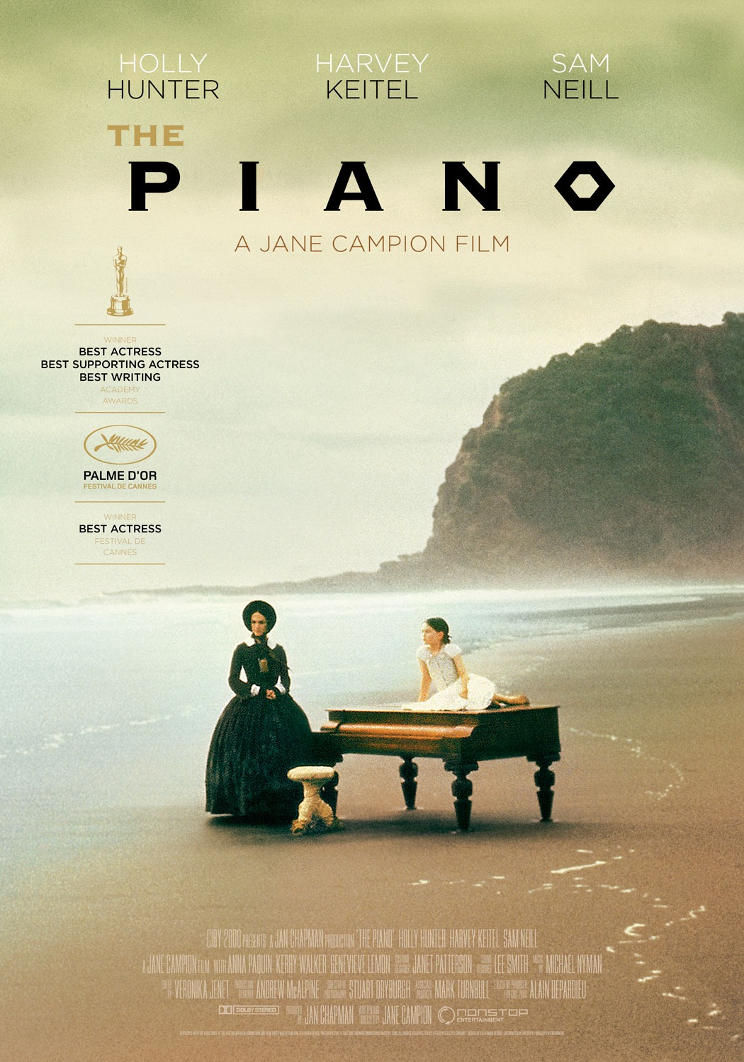 Poster The Piano