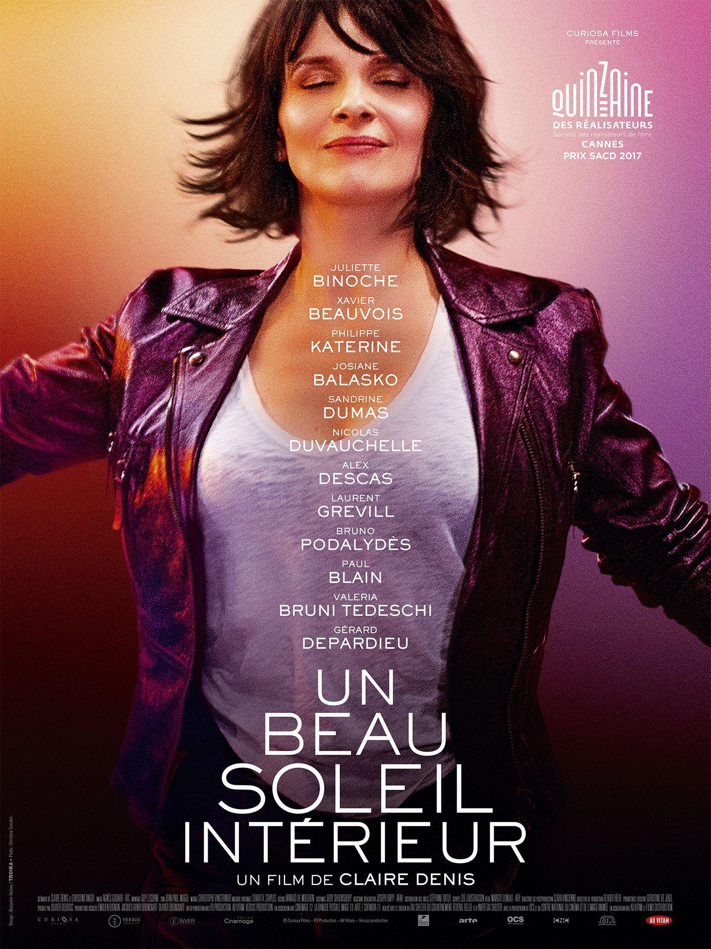 Poster Un Beau Soleil Intérieur