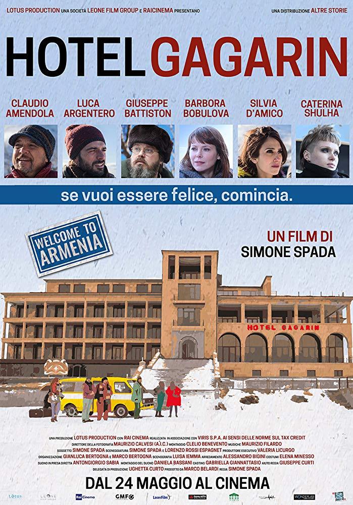 Poster Hotel Gagarin