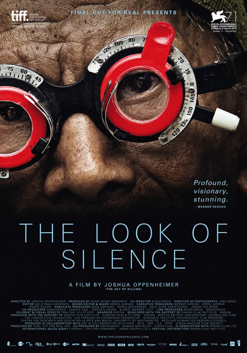 Poster The Look Of Silence
