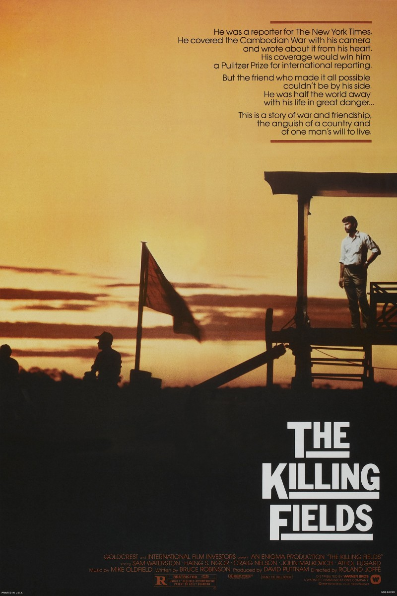 Poster The Killing Fields