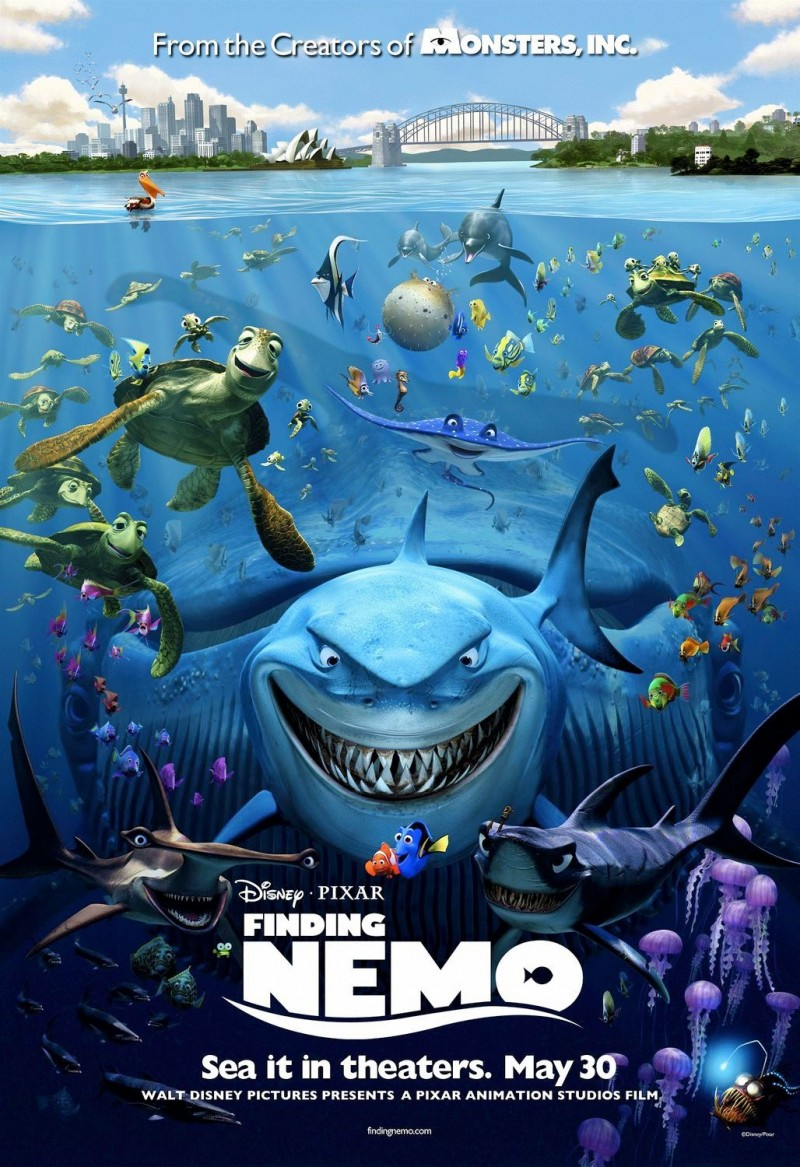 Poster Finding Nemo