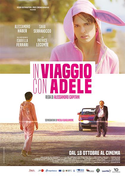 Poster In Viaggio Con Adele