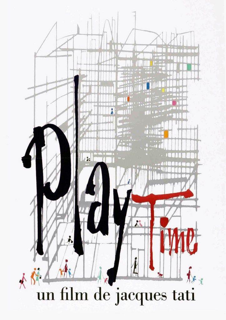 Poster Playtime