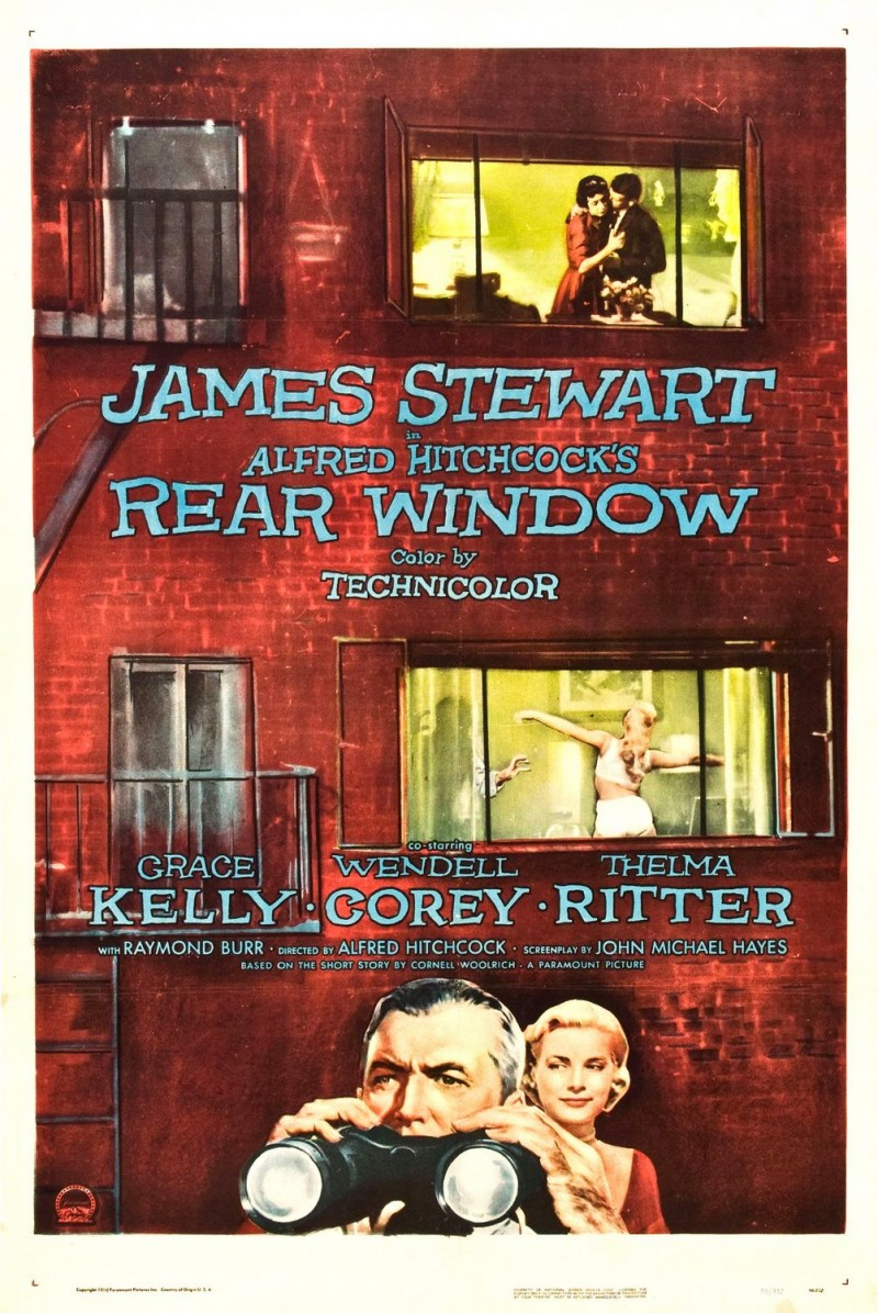 Poster Rear Window