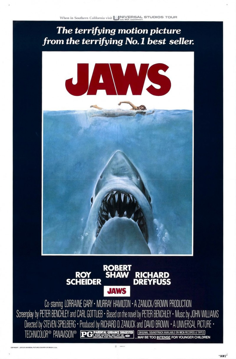 Poster Jaws