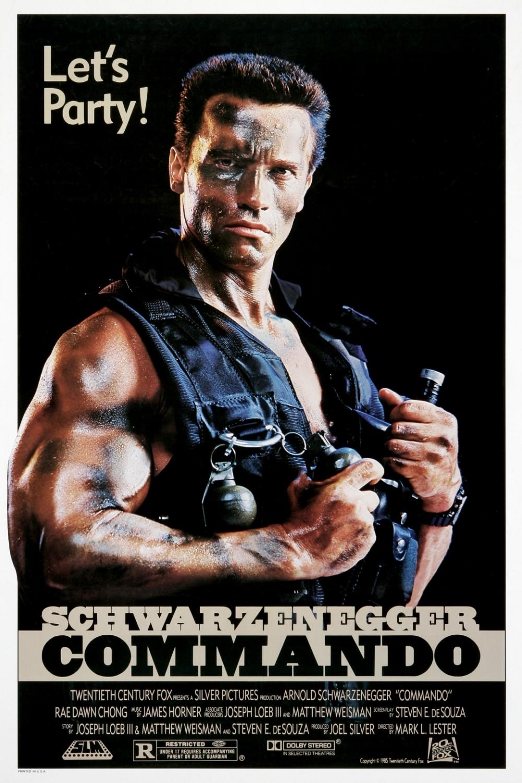 Poster Straight to Video XL: Arnold Schwarzenegger