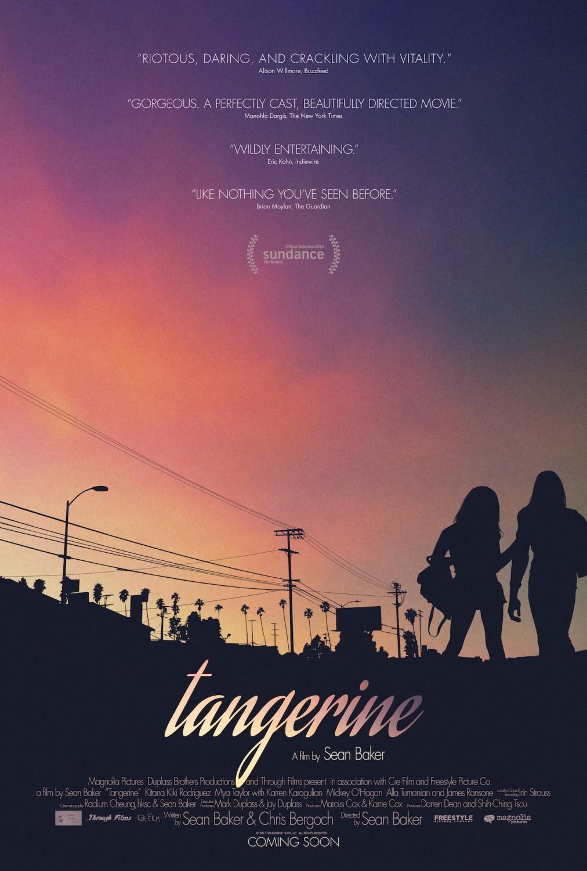Poster Tangerine