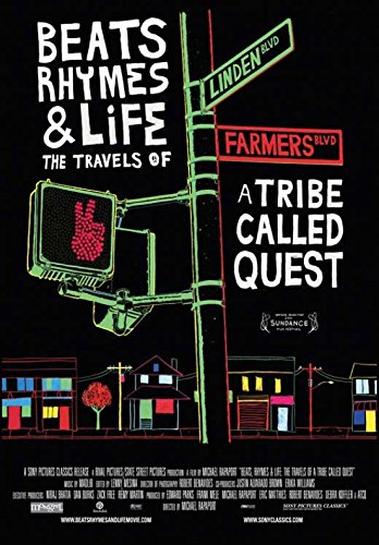 Poster Beats, Rhymes & Life, The Travels Of A Tribe Called Quest