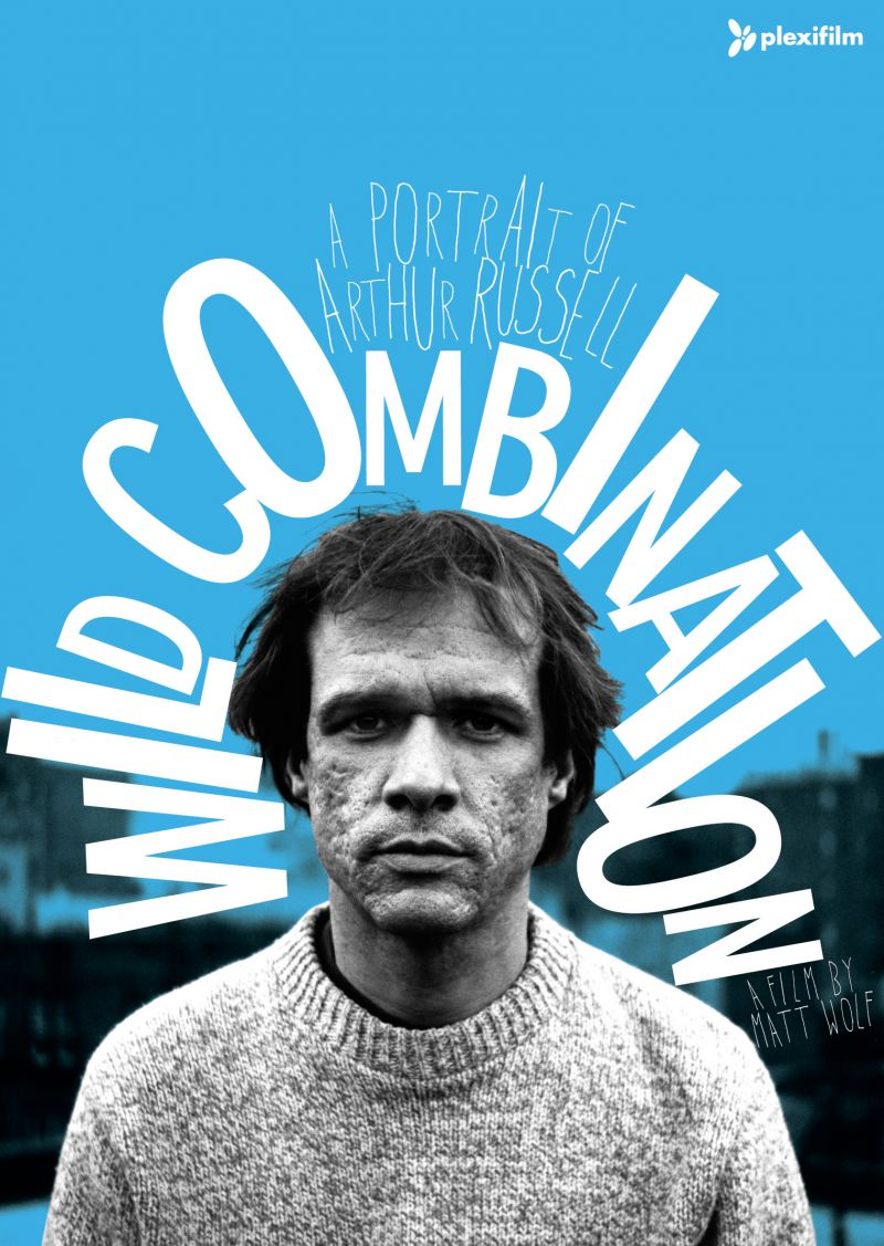 Poster Wild Combination: A Portrait Of Arthur Russell